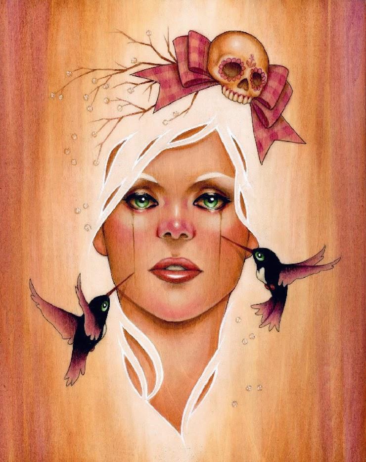 pinturas por Glenn Arthur