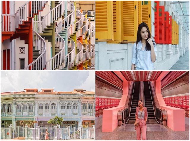 Tòa nhà Instagramizable ở Singapore