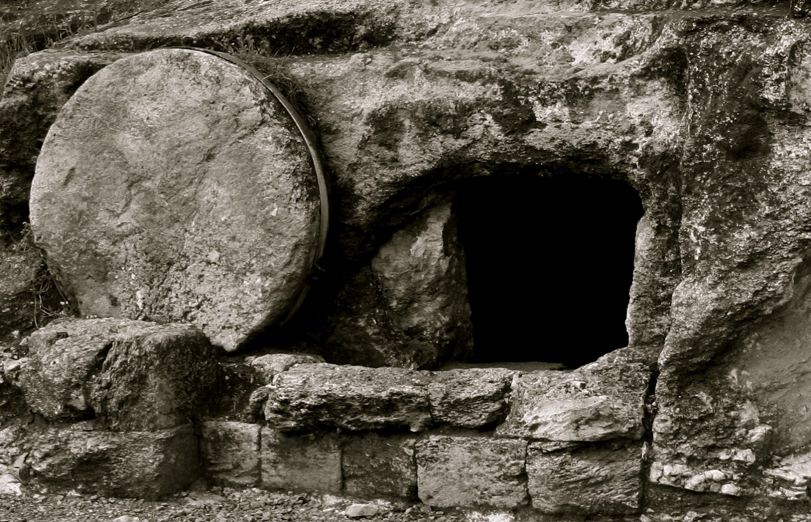 image of empty tomb a bit of this a bit of that such a joyful day 2825