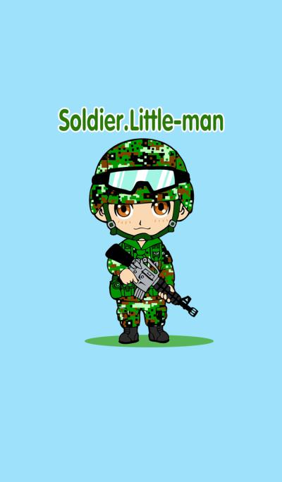 Soldier.Little-man