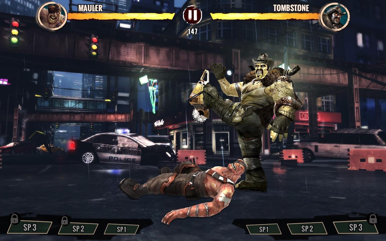 Zombie Fighting Champions MOD APK terbaru