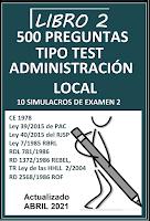 temario oposiciones administración local