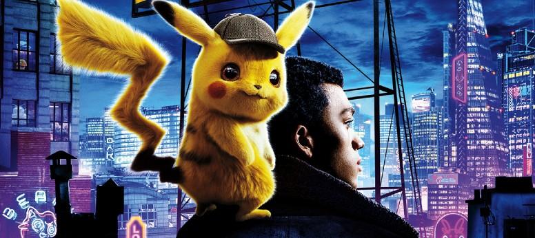 Filme Detetive Pikachu
