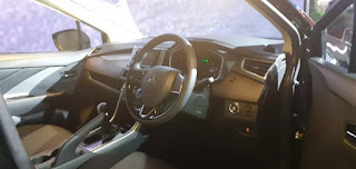 interior xpander cross