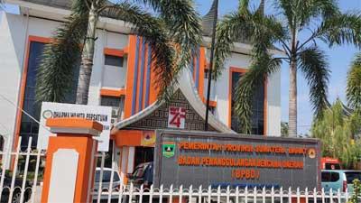 BPBD Provinsi Sumatera Barat