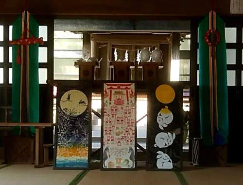 千葉県 椿ノ海水神社