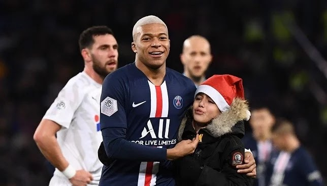 Mbappe comments on his connection to the move to Real Madrid