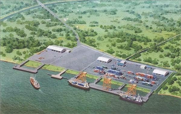 Pelabuhan Ujung Jabung