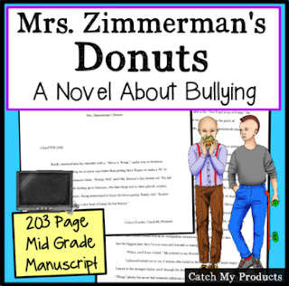 Novel or ebook about bullying behaviors