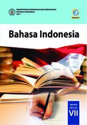 Buku Bahasa Indonesia Kelas 7