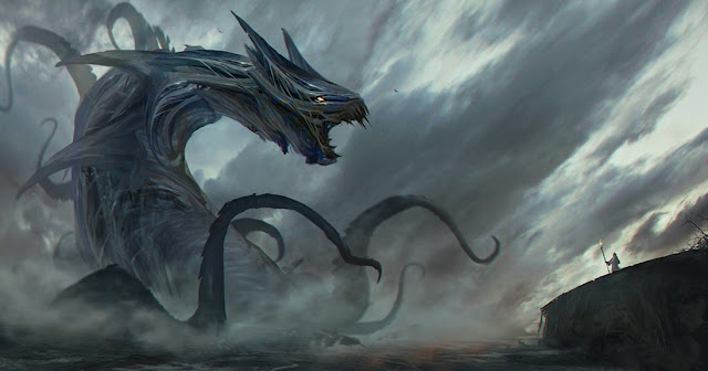 Klonlanmış Leviathan'ın Hazin Sonu!