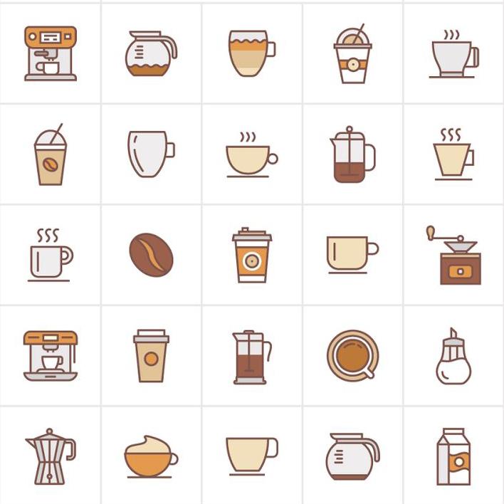 merek kopi dan manis