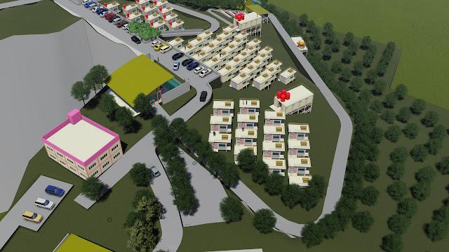 hotel site plan architecture