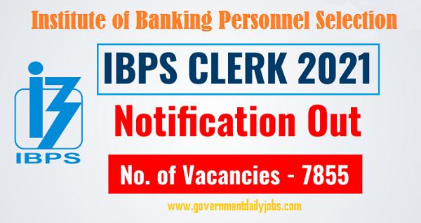 IBPS CRP Clerk XI