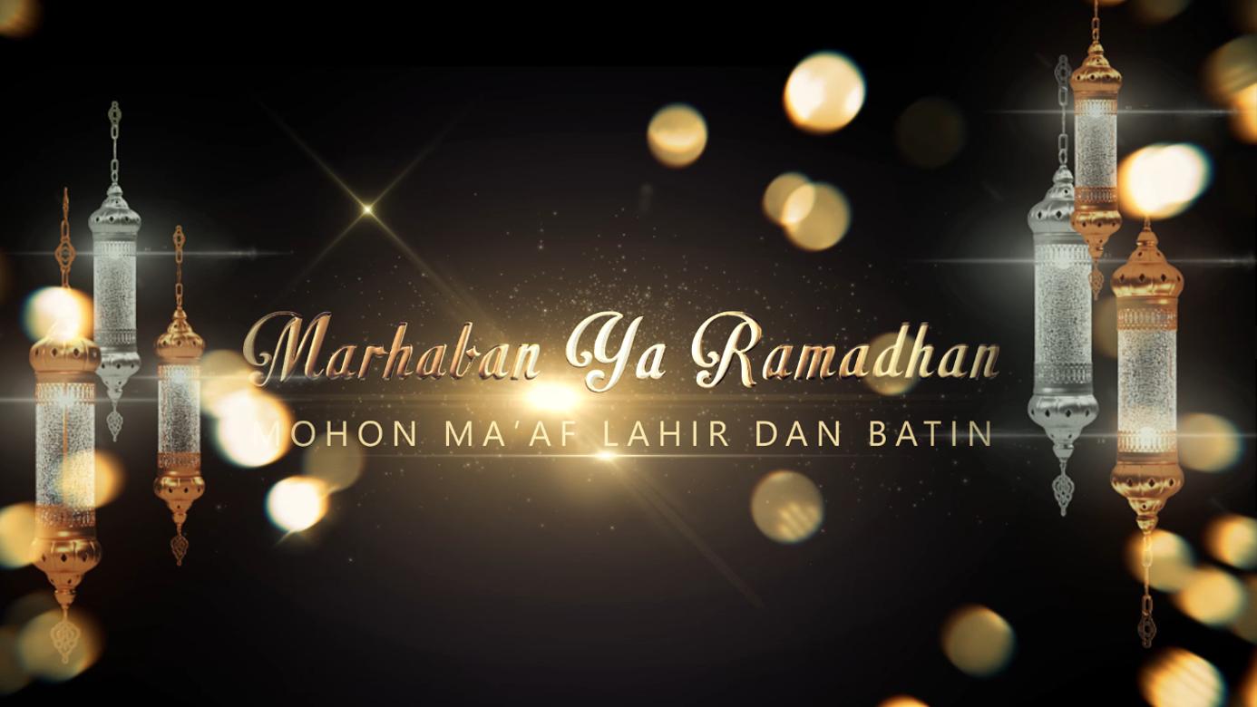 Jasa Pembuatan Bumper Video Ucapan Ramadan 1442 H/ 2021