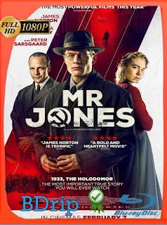 Mr. Jones (2019) BDRip [1080p] Latino [GoogleDrive] PGD