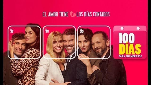 Após meses de hiato, 2ª temporada de '100 días para enamorarse' retorna as gravações no Mega do Chile