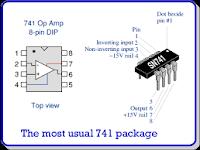 Pengertian Operasional Amplifier (Op Amp)