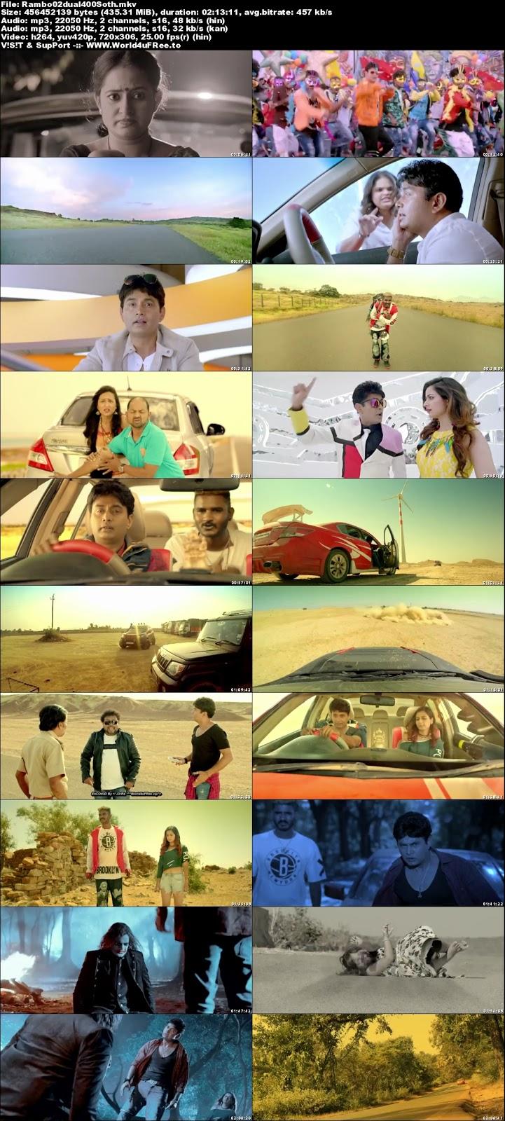 Raambo 2 2018 Dual Audio UNCUT HDRip 480p 400Mb x264 world4ufree.fun , South indian movie Raambo 2 2018 hindi dubbed world4ufree.fun 720p hdrip webrip dvdrip 700mb brrip bluray free download or watch online at world4ufree.fun