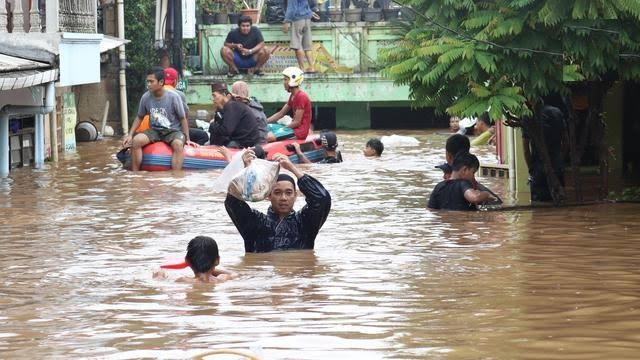 5 Daftar Penyakit Kulit Saat Banjir 2020 Di Jabodetabek dan Cara Pencegahan