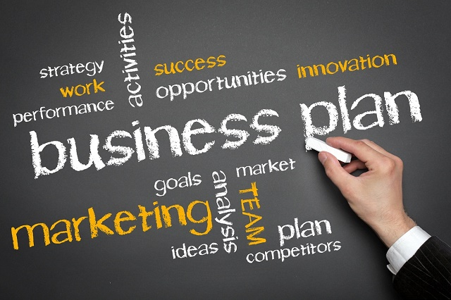 Business plan consulting company