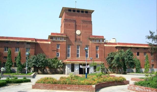 Delhi university Mass Failure