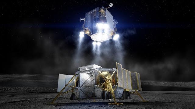 Boeing presenta su módulo para llevar a los astronautas de la NASA a la Luna en el 2024