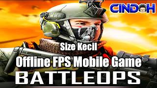 Battleops fps offline mobile game