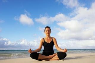 Yoga yapın