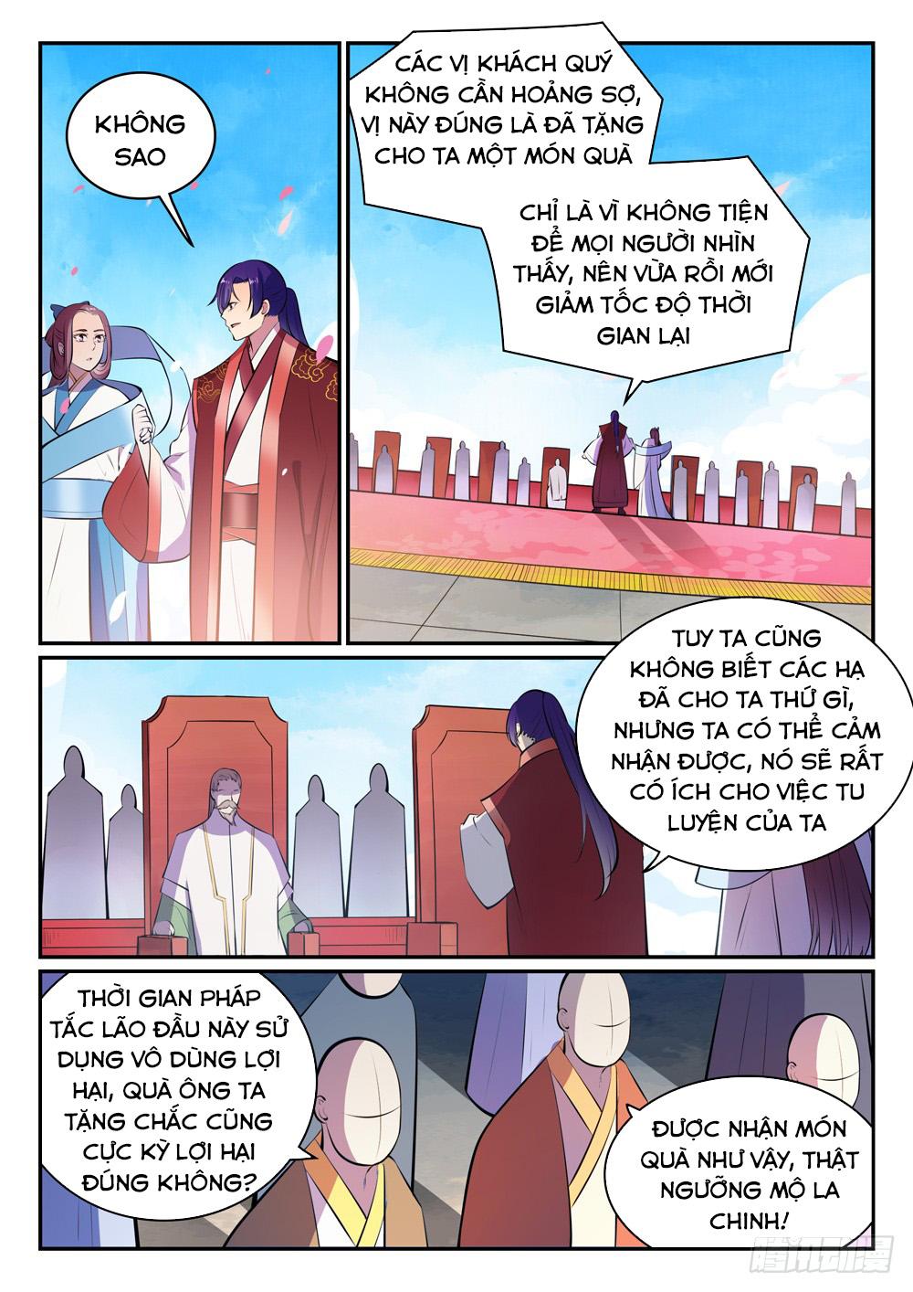 Bách Luyện Thành Thần chap 471 - Trang 12