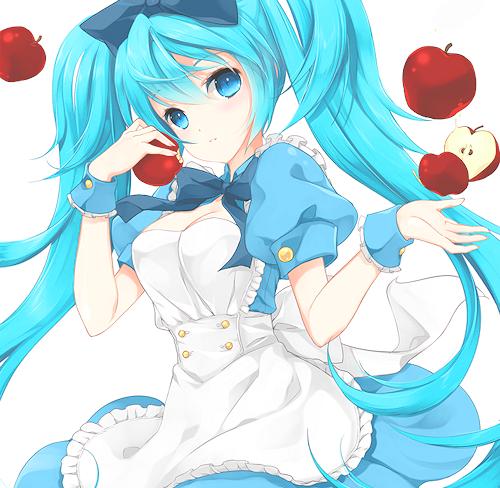 Missgirly kawaii freebies lots moar hatsune miku - Cute anime miku ...