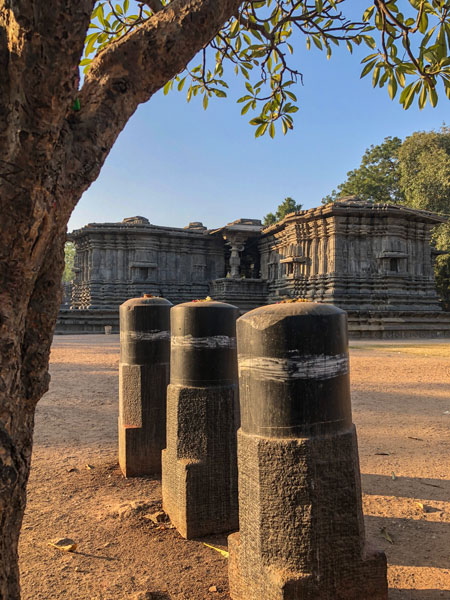 thousand pillar temple warangal image photo