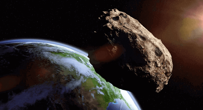 1998 OR2, the 'potentially dangerous' ASTEROID that just passed close to Earth