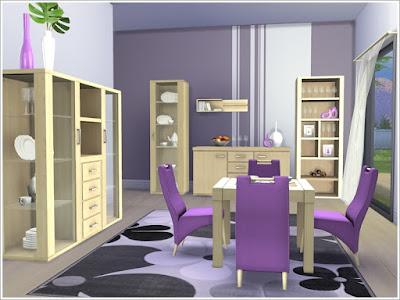 Стиль модерн — наборы мебели и декора для Sims 4 со ссылкой для скачивания