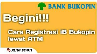 cara daftar internet banking bukopin