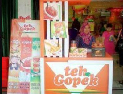 Franchise Teh Gopek Untuk Usaha Kecil Kecilan Menguntungkan