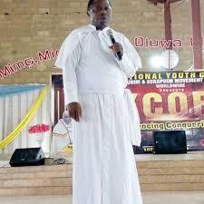 Pastor Makin Olaosebikan