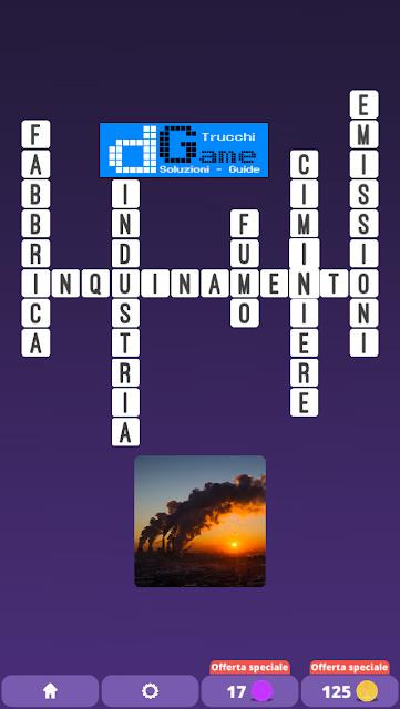 Soluzioni One Clue Crossword livello 16 schemi 14 (Cruciverba illustrato)  | Parole e foto
