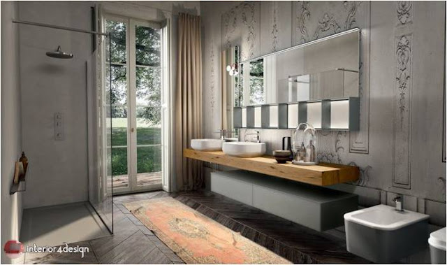 Latest Italian Bathroom Designs