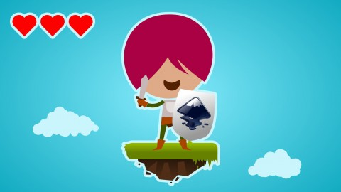Create your own 2D game assets with Inkscape for free!