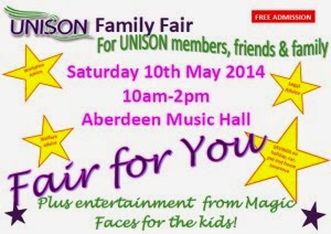 UNISON Family Benefits Fair - A fun day enjoyed by all