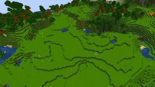 plains in minecraft