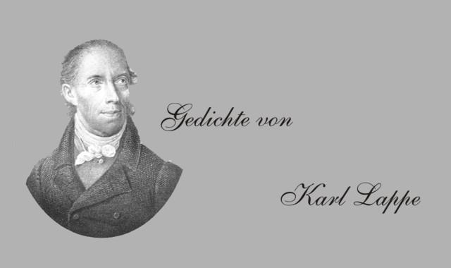 Gedichte Und Zitate Fur Alle Gedichte Von Karl Lappe Ergebung 8