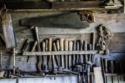 WORKSHOP DI XILOGRAFICA E STAMPA MANUALE - attrezzi vintage per lavorare il legno Corsi-pittura-milano