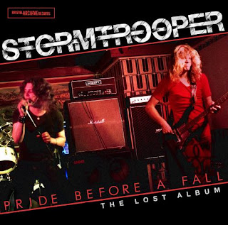 "Ακούστε τον δίσκο των Stormtrooper ""Pride Before a Fall (The Lost Album)"""