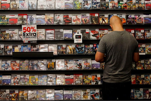 5 Advice when you Buying Video Games - Games Atlantic