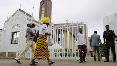 Nigerian christian church