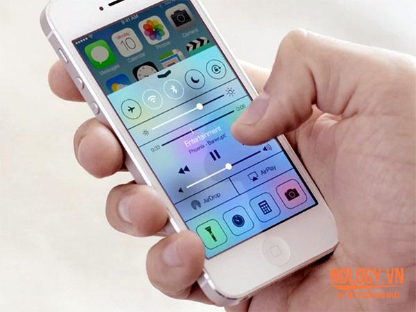 Iphone 5s liệt cảm ứng