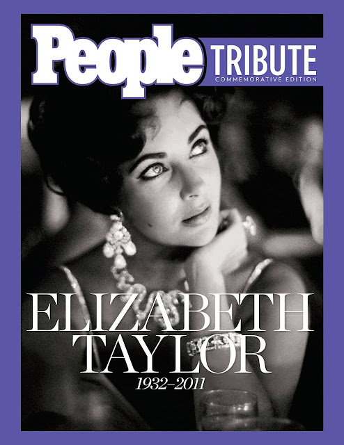 People Magazine Tribute to Elizabeth Taylor