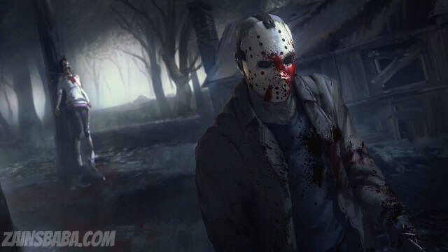 Friday The 13th The Game download at  http://www.zainsbaba.com/2017/12/friday-the-13th-the-game-free-download.html